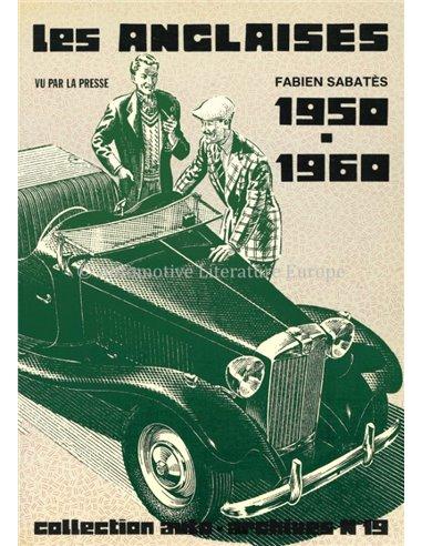 LES ANGLAISES 1950-1960 - FABIEN SABATÈS - BOOK