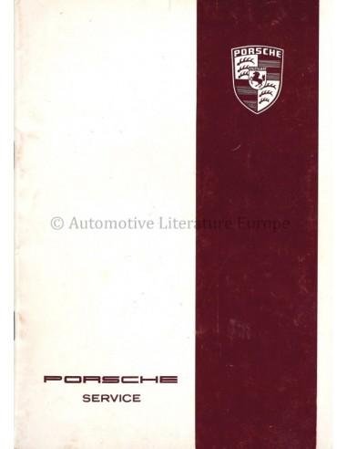 1977 PORSCHE SERVICE MANUAL
