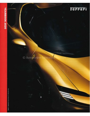 2020 THE OFFICIAL FERRARI MAGAZINE 49 SUPPLEMENT ITALIAN