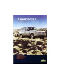 2008 RANGE ROVER OWNERS MANUAL GERMAN