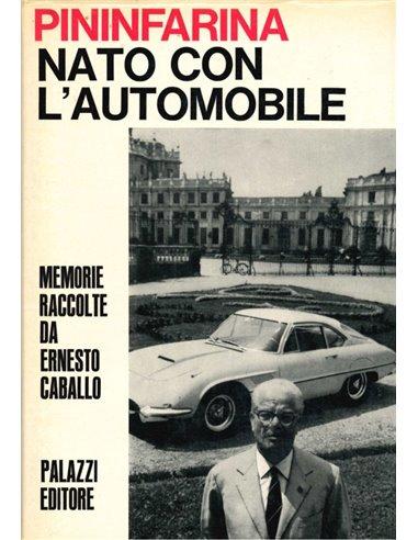 PININFARINA, NATO CON L'AUTOMOBILE - ERNESTO CABALLO - BOOK