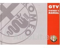 1998 alfa romeo gtv owners manual handbook english automotive rh autolit eu 1972 Alfa GTV 2019 Alfa GTV