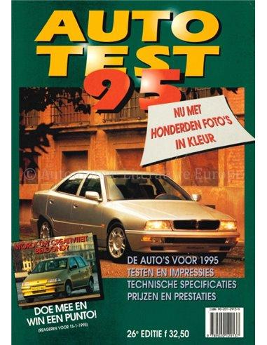 1995 AUTOTEST YEARBOOK DUTCH