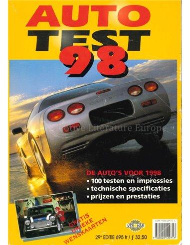 1998 AUTOTEST YEARBOOK DUTCH
