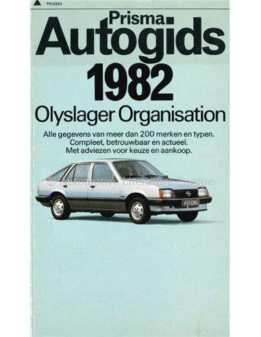 1982 PRISM AUTOGUIDE DUTCH