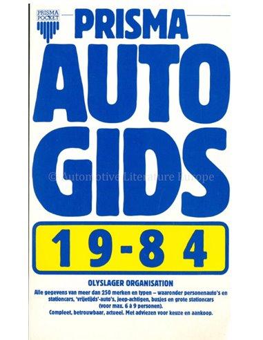 1984 PRISM AUTOGUIDE DUTCH
