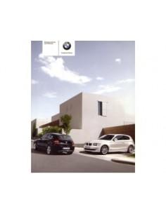 2007 BMW 1 SERIE INSTRUCTIEBOEKJE DUITS