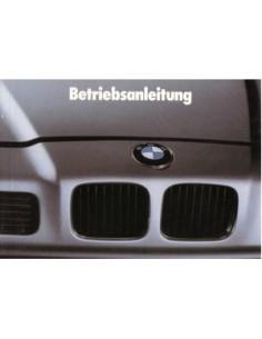 1990 BMW 8 SERIE INSTRUCTIEBOEKJE DUITS