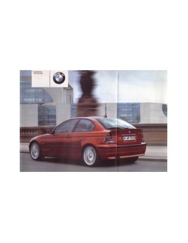 2002 BMW 3 Series Sedan owners manual