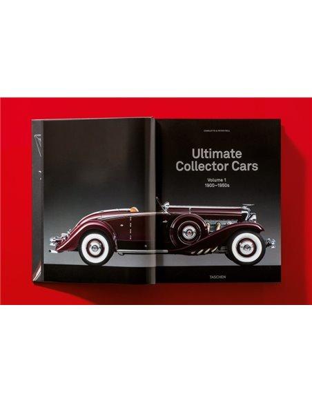 ULTIMATE COLLECTOR CARS - CHARLOTTE & PETER FIEL - TASCHEN - BOEK