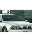 2002 BMW 5 SERIE INSTRUCTIEBOEKJE DUITS