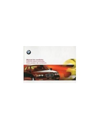 1998 BMW 3 SERIE INSTRUCTIEBOEKJE PORTUGEES