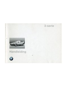 1994 BMW 3 SERIES COMPACT OWNERS MANUAL HANDBOOK DUTCH