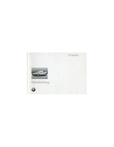 1994 BMW 3 SERIE COMPACT INSTRUCTIEBOEKJE NEDERLANDS