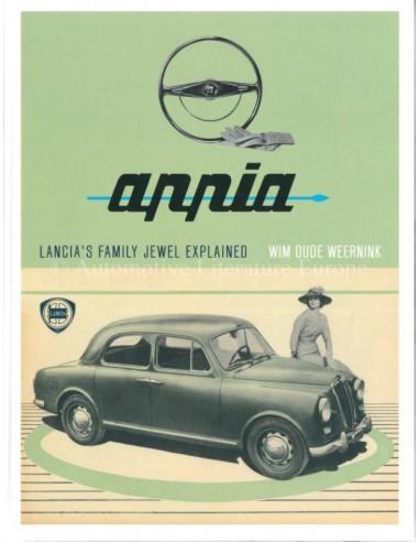 LANCIA APPIA - WIM OUDE WEERNINK - BOOK
