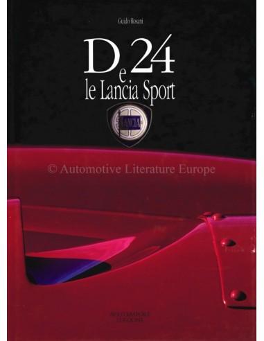 D24 E LE LANCIA SPORT - GUIDO ROSANI - BOOK