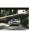 2009 BMW 1 SERIE VERKORT INSTRUCTIEBOEKJE DUITS