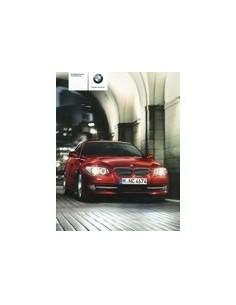 2010 BMW 3 SERIE COUPE CABRIOLET INSTRUCTIEBOEKJE DUITS
