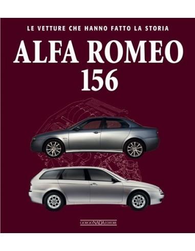 ALFA ROMEO 156 - GIORGIO NADA EDITORE - BOOK