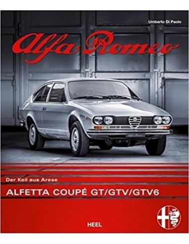 ALFA ROMEO ALFETTA COUPE GT/GTV/GTV6...