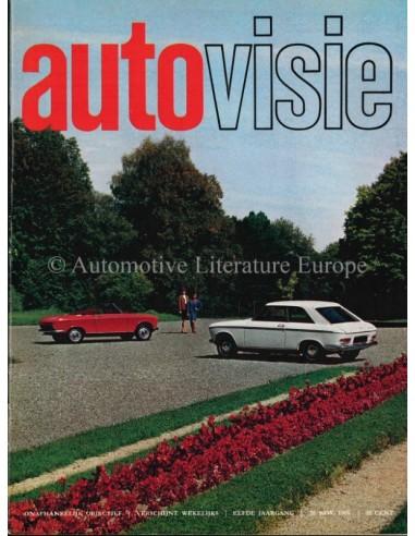 1966 AUTOVISIE MAGAZINE 47 DUTCH