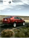2009 BMW X5 & X6 OWNERS MANUAL HANDBOOK GERMAN
