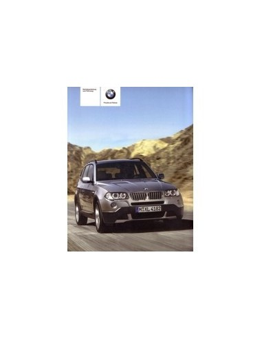 2007 bmw x3 owners manual handbook german automotive literature europe rh autolit eu owners manual bmw 328i 2013 owners manual bmw 335i