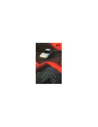 1982 LE DOUBLE CHEVRON MAGAZINE 67
