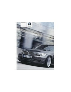 2006 BMW 3 SERIES OWNERS MANUAL HANDBOOK ENGLISH