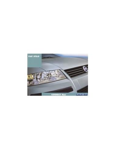 2002 FIAT STILO CONNECT NAV INSTRUCTIEBOEKJE NEDERLANDS