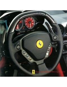 2003 FERRARI ENZO INSTALLATION DRIVING COURSE BROCHURE 1918/03