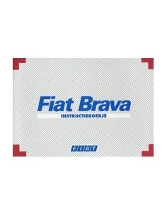 1997 FIAT BRAVA INSTRUCTIEBOEKJE NEDERLANDS