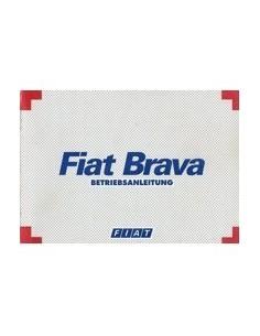 1996 FIAT BRAVA OWNERS MANUAL HANDBOOK GERMAN