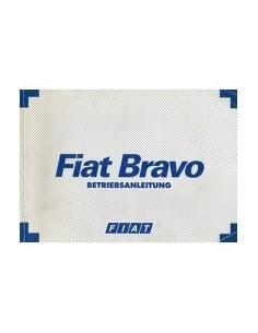 1996 FIAT BRAVO INSTRUCTIEBOEKJE DUITS