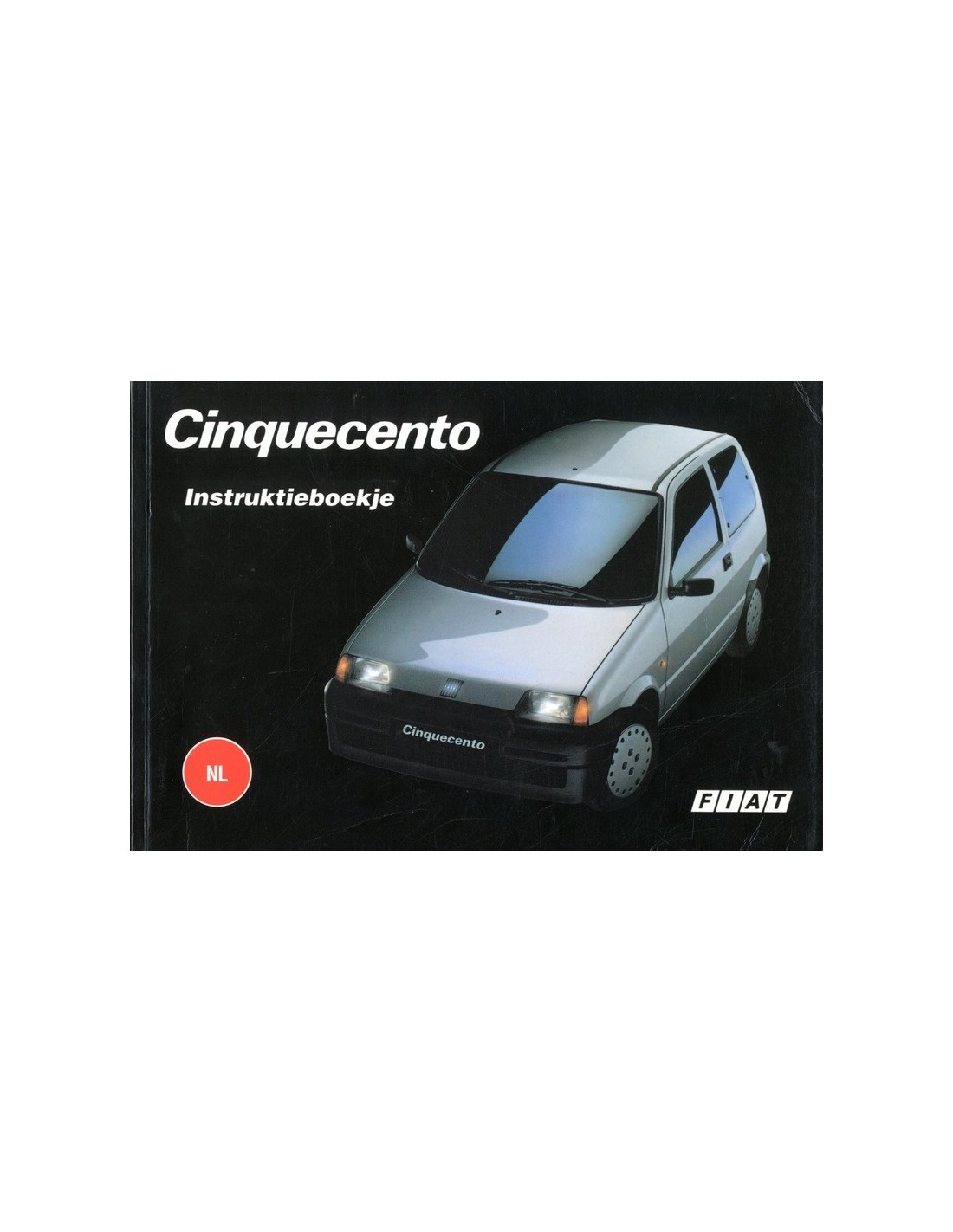 1995 fiat cinquecento owners manual dutch rh autolit eu 2013 Fiat 500 Fiat 500