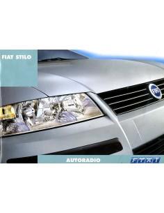 2001 FIAT STILO AUTORADIO INSTRUCTIEBOEKJE NEDERLANDS