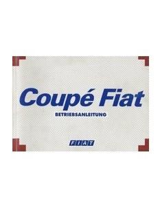 1995 FIAT COUPE INSTRUCTIEBOEKJE DUITS