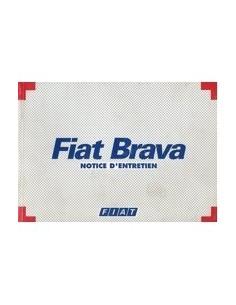 1997 FIAT BRAVA OWNERS MANUAL HANDBOOK FRENCH