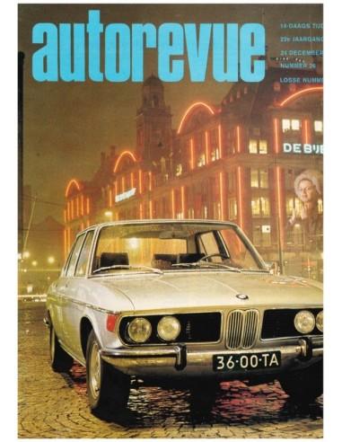 1971 AUTO REVUE MAGAZINE 26 DUTCH