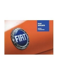 2006 FIAT DUCATO INSTRUCTIEBOEKJE FRANS