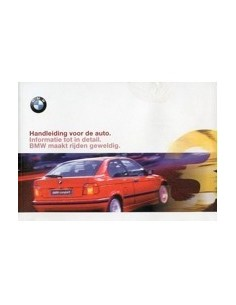 1999 BMW 3 SERIES COMPACT OWNERS MANUAL HANDBOOK DUTCH
