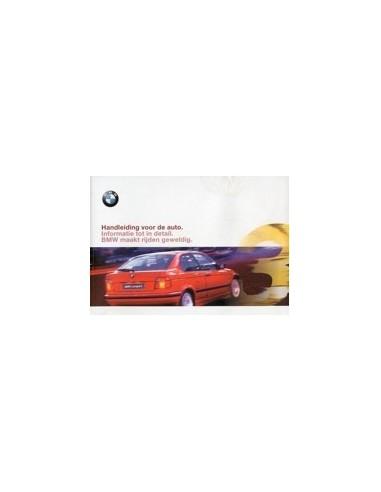 1999 BMW 3 SERIE COMPACT INSTRUCTIEBOEKJE NEDERLANDS