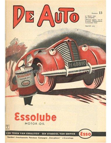 1948 DE AUTO MAGAZINE 13 DUTCH