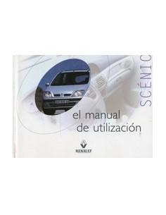 1999 RENAULT MEGANE SCENIC OWNERS MANUAL HANDBOOK SPANISH