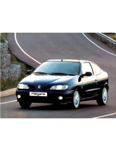 1997 RENAULT MEGANE OWNER'S DUTCH