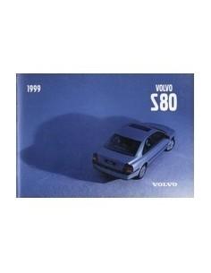 2001 VOLVO S60 OWNERS MANUAL HANDBOOK ENGLISCH