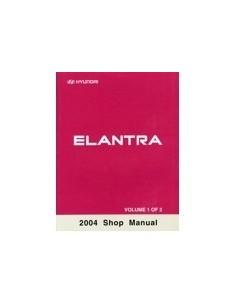 2004 HYUNDAI ELANTRA REPAIR MANUAL ORIGINAL ENGLISH 1/2