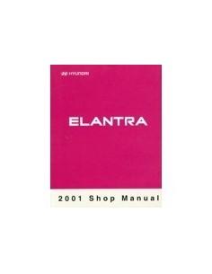 2001 HYUNDAI ELANTRA REPAIR MANUAL ORIGINAL ENGLISH