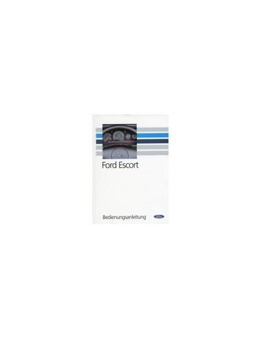 Escort owners manual