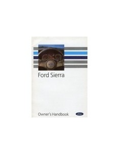 1990 ford sierra owners manual handbook english automotive rh autolit eu ford user manual to buy ford user manual focus